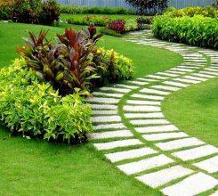 Lối đi sân vườn đẹp – Hướng dẫn thiết kế lối đi sân vườn đẹp