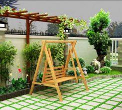 Thiết kế sân vườn nhà phố – Hướng dẫn thiết kế sân vườn nhà phố độc đáo
