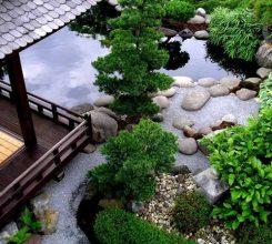 Thiết kế vườn Nhật cho ngôi nhà hiện đại – Lưu ý trọng không thể bỏ qua
