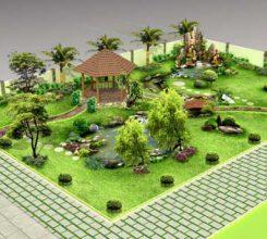 Bản vẽ thiết kế sân vườn – Tại sao cần có bản vẽ thiết kế sân vườn?