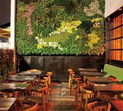 Thiết kế quán ăn sân vườn – Mô hình thu hút khách hàng hiệu quả nhất hiện nay