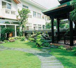 Thiết kế sân vườn biệt thự – Các mẫu thiết kế sân vườn biệt thự đẹp như mơ