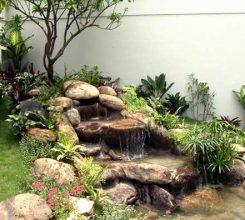 Tiểu cảnh sân vườn nhà phố – Cách lựa chọn được tiểu cảnh phù hợp nhất