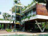 Công trình sân vườn cho nhà biệt thự của doanh nhân Phan Nam, Vĩnh Phúc