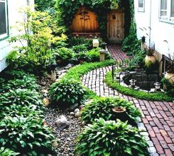 Thiết kế sân vườn 30m2 – Những mẫu thiết kế đơn giản cho ngôi nhà nhỏ
