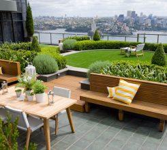 15 mẫu thiết kế sân vườn đẹp và những lưu ý để thiết kế sân vườn đẹp